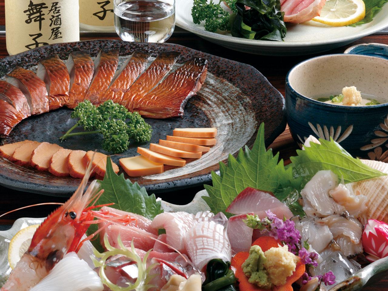 舞子_富山食べ尽くしコース