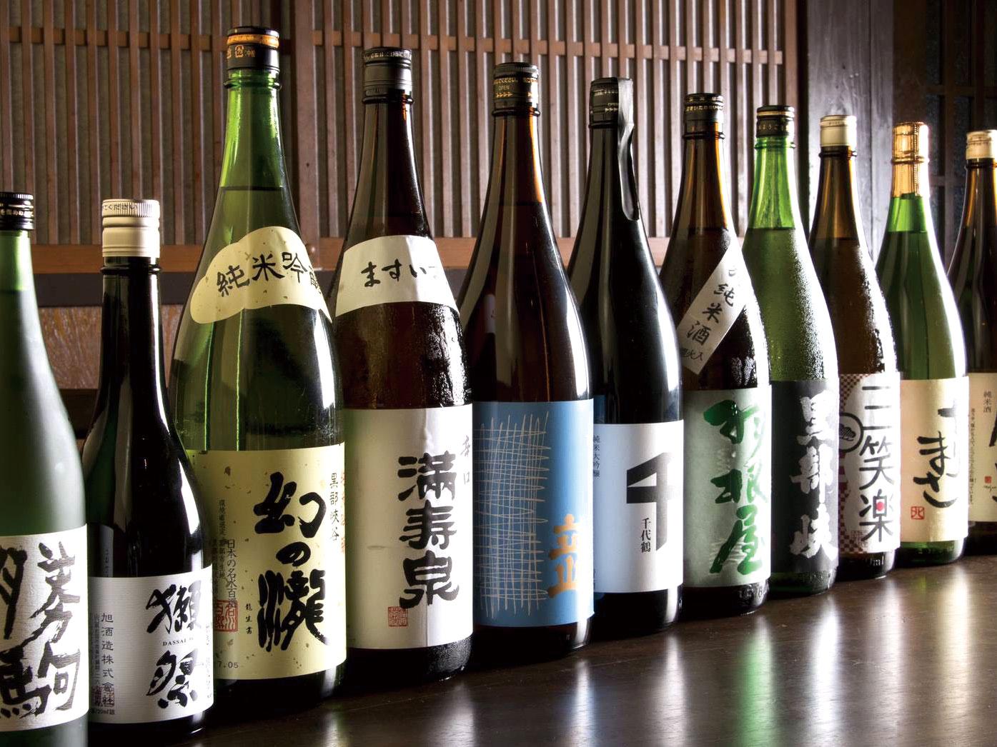かまど_地酒