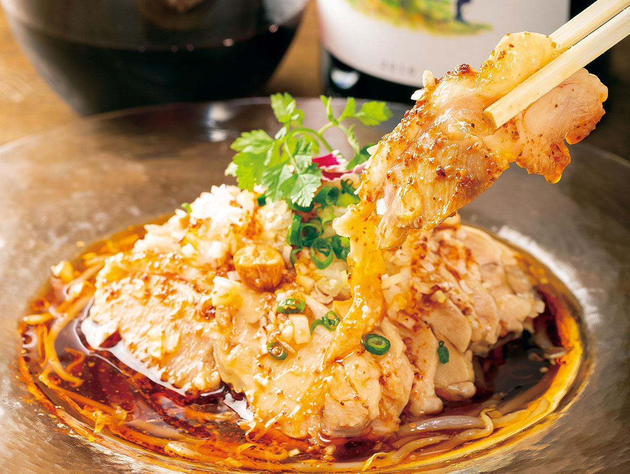 """担々麺、点心、麻婆豆腐…あぁ食欲がとまらない!  いま、気になる""""中華""""。"""
