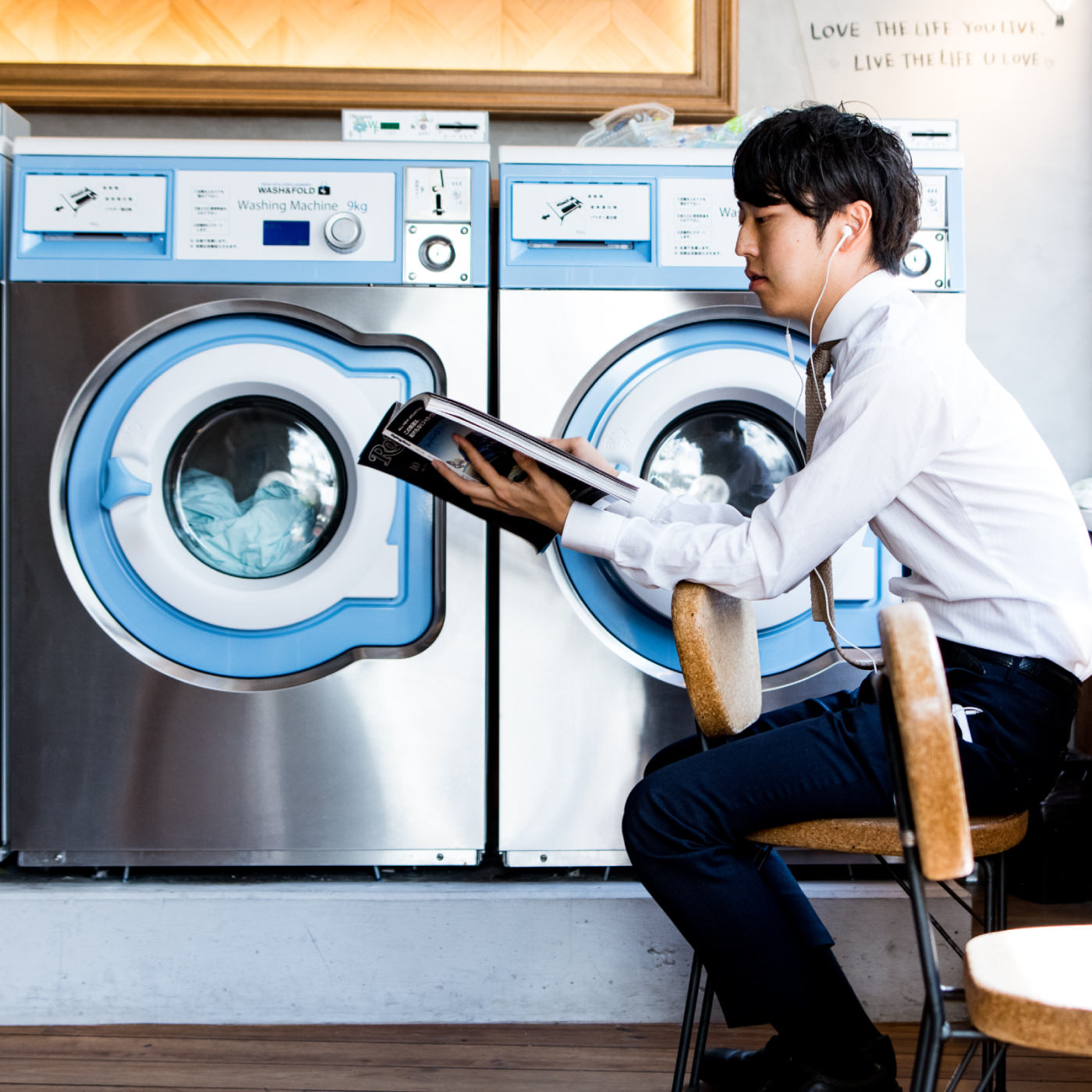 TECH laundry