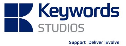 Keywords Studios Plc