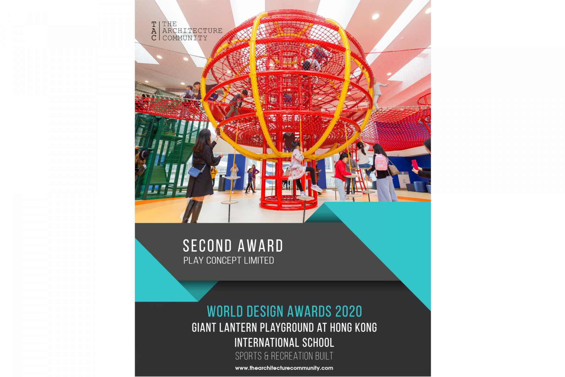Play Concept - Play Concept won World Design Awards - 1