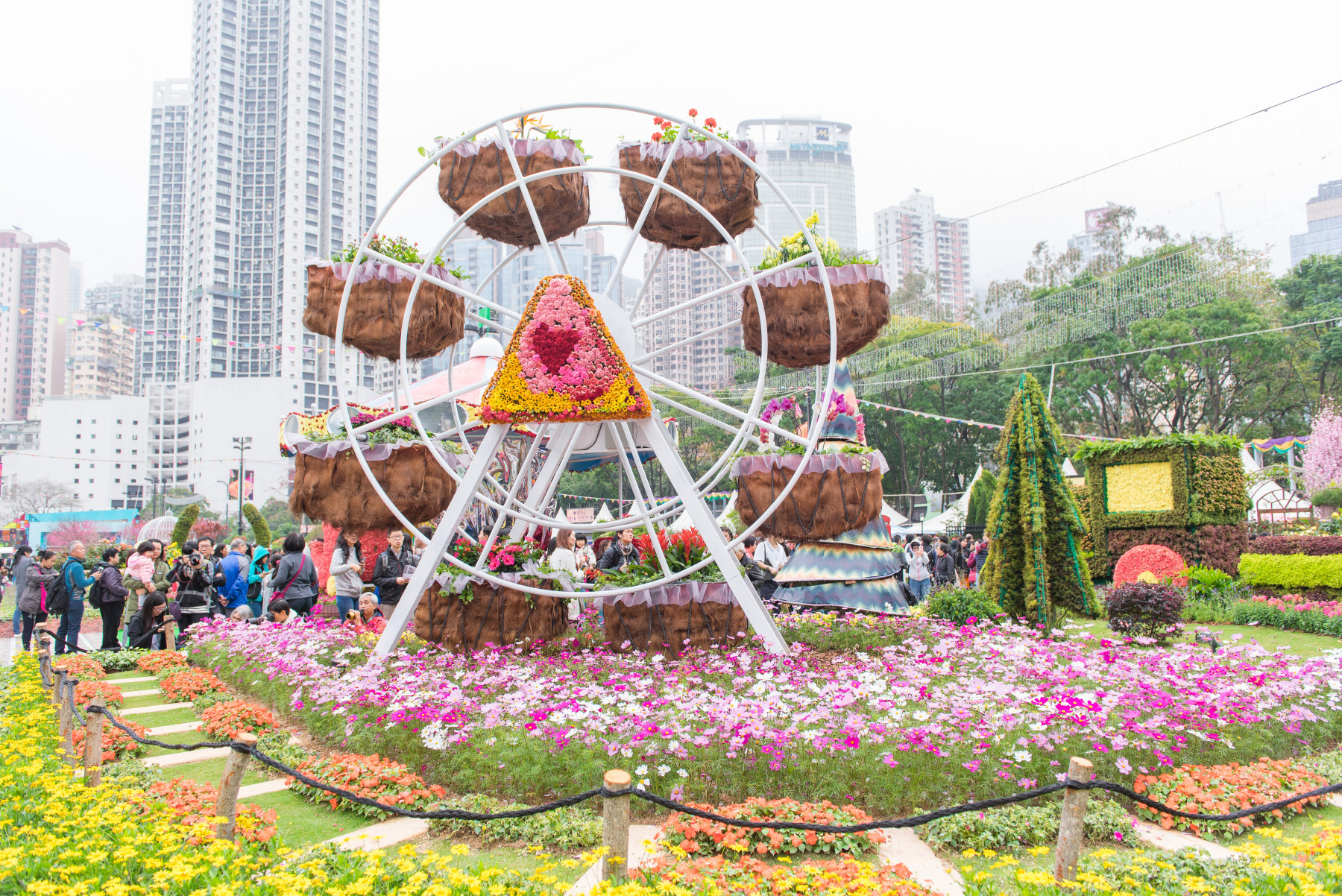 Play Concept - Hong Kong Flower Show 2017 - 1