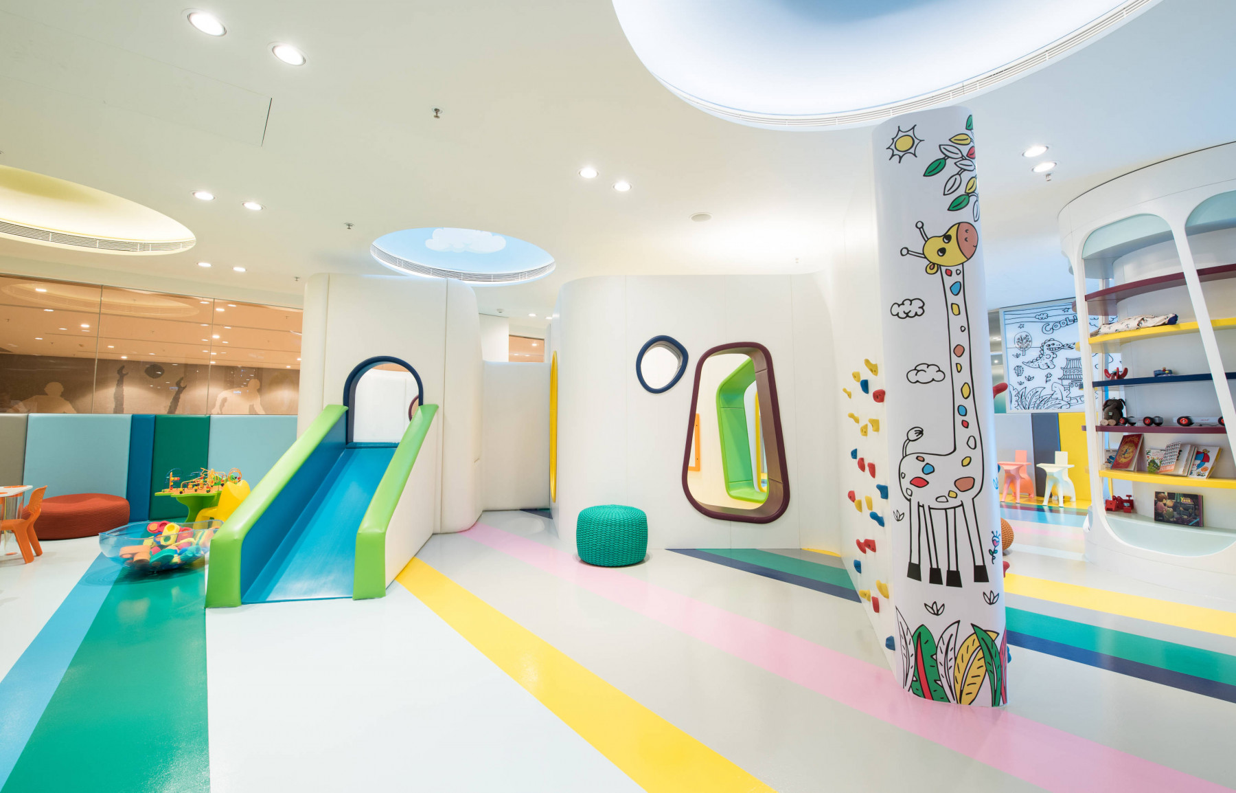 Play Concept - Monterey Playroom - 1