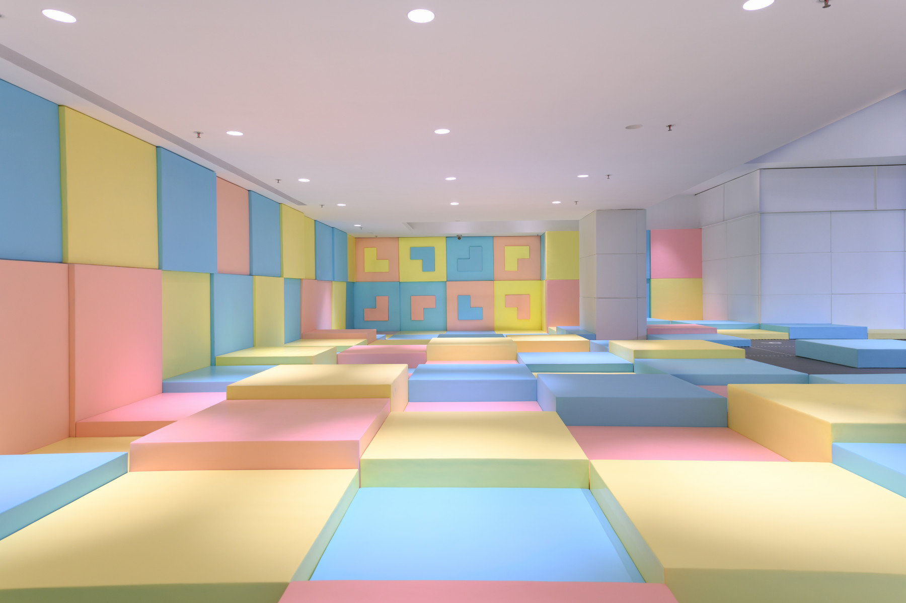 Play Concept - Che Kung Temple Sports Centre Playroom - 1