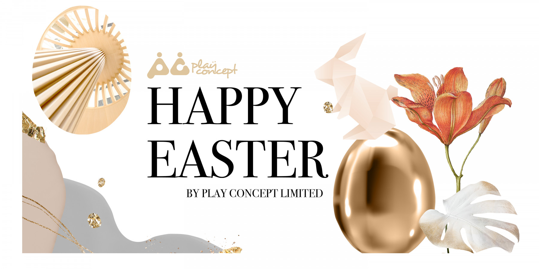 Play Concept - Play Concept wishes you a Happy Easter - 1