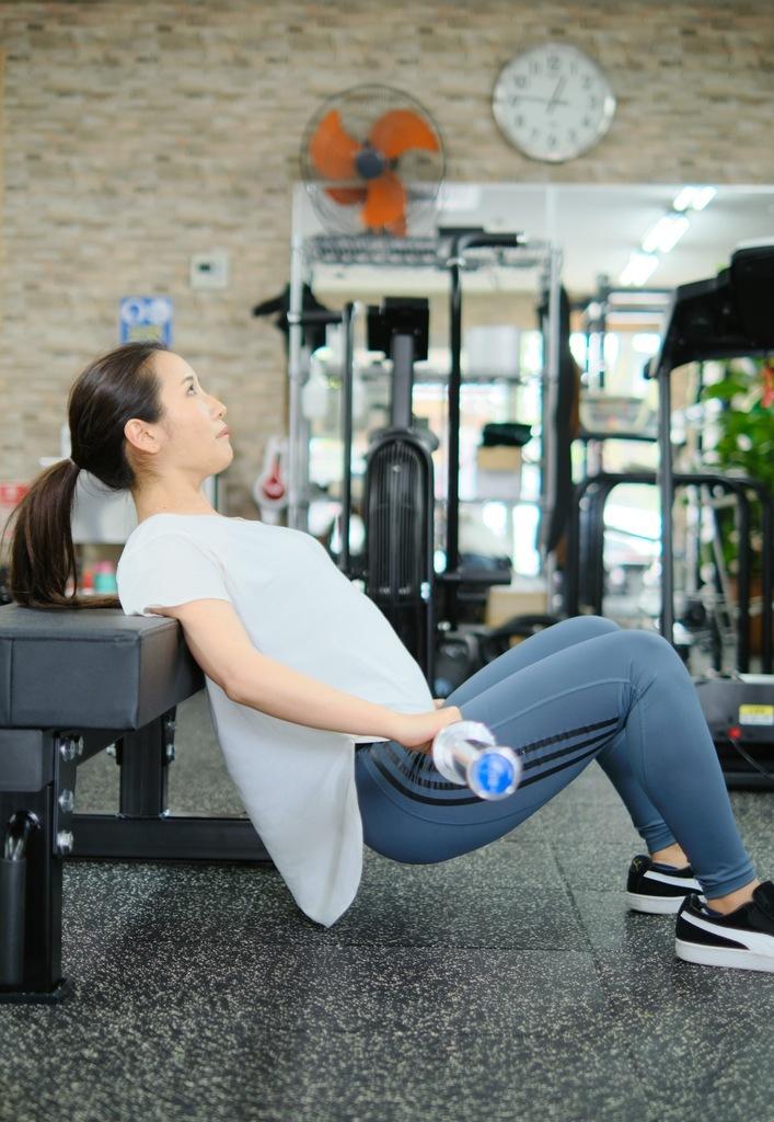 女性も安心してトレーニング出来る環境を整備中です。
