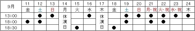 AZUMI星取表