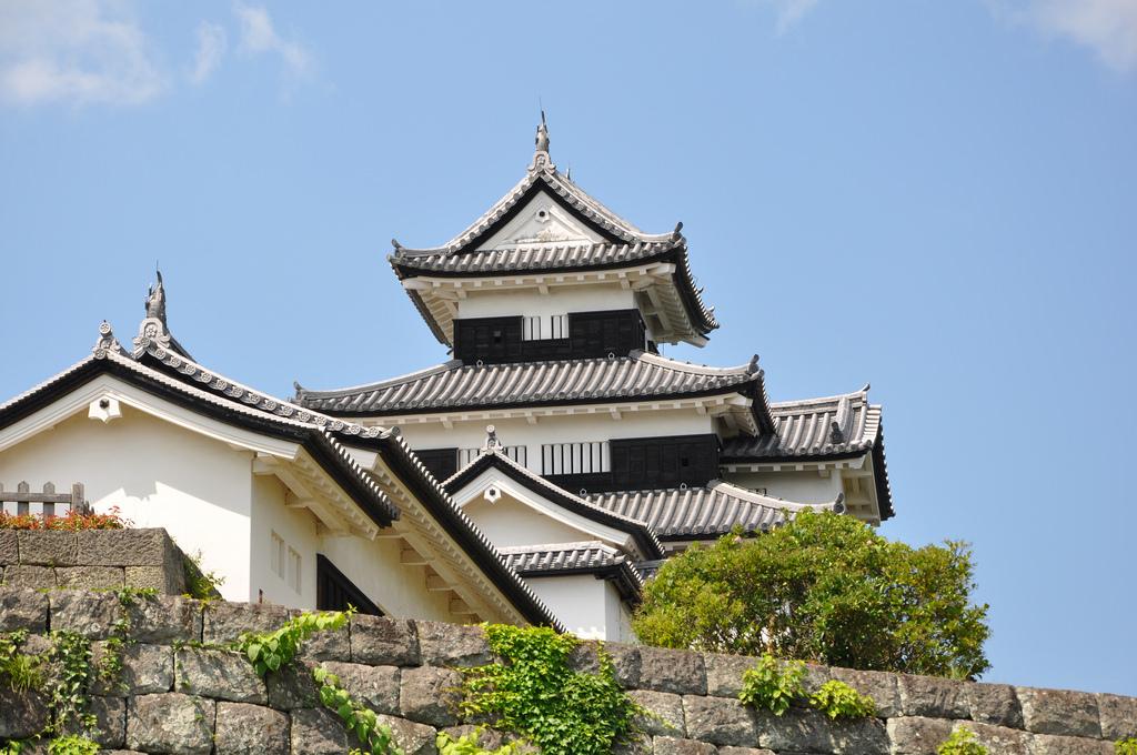 白河小峰城の画像