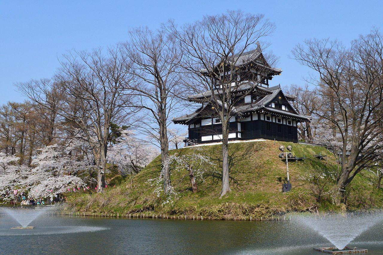 高田公園の画像