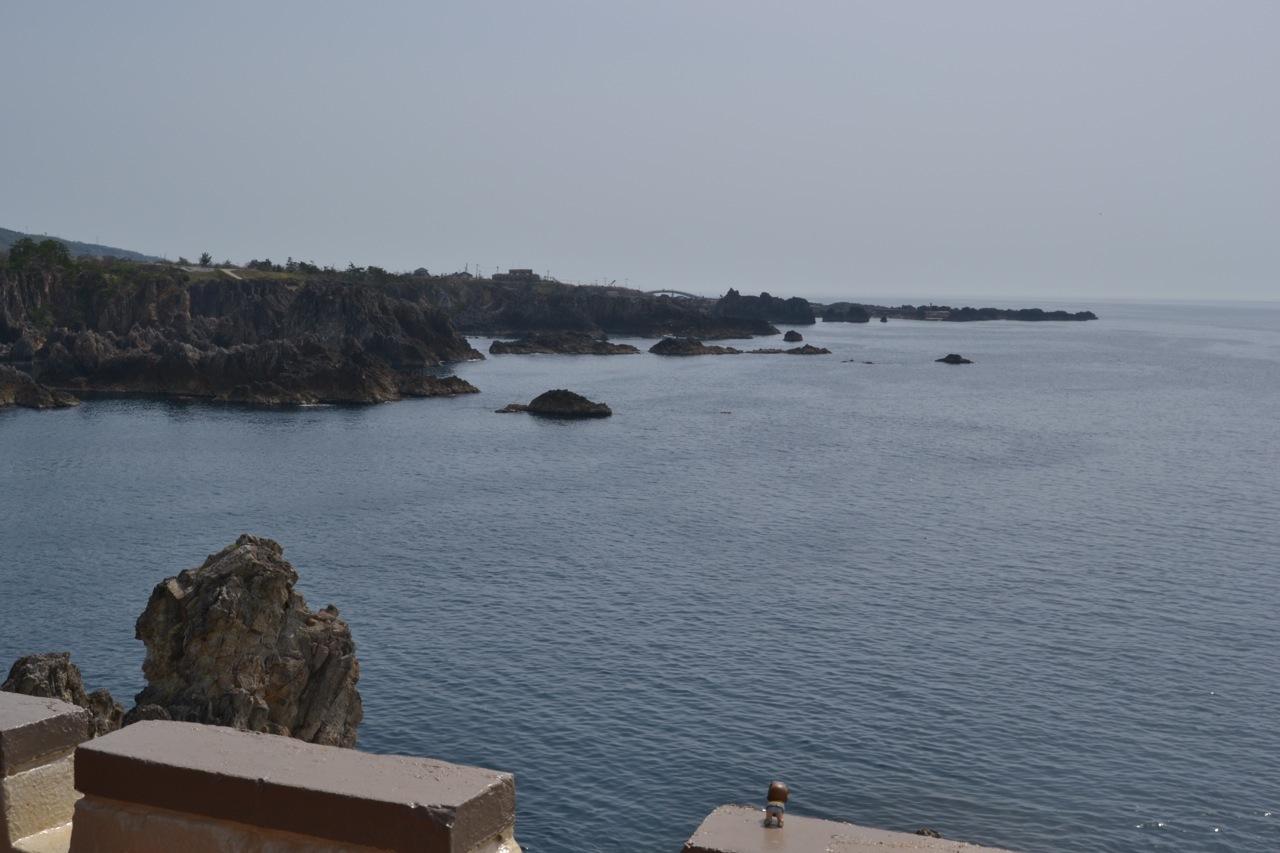 尖閣湾の画像