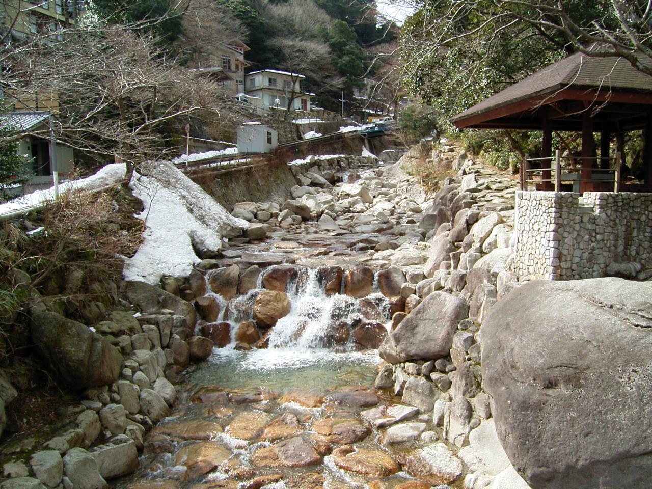 湯の山温泉の画像