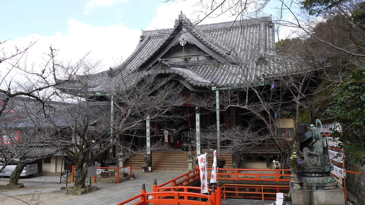 紀三井寺の画像