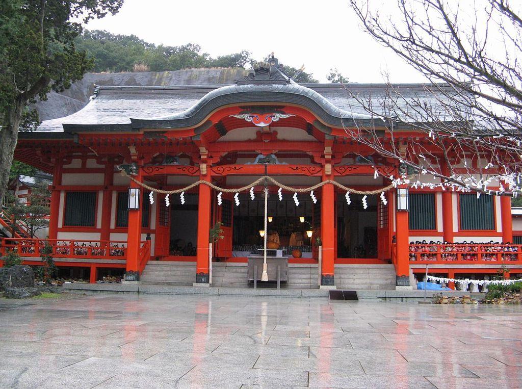 淡嶋神社の画像