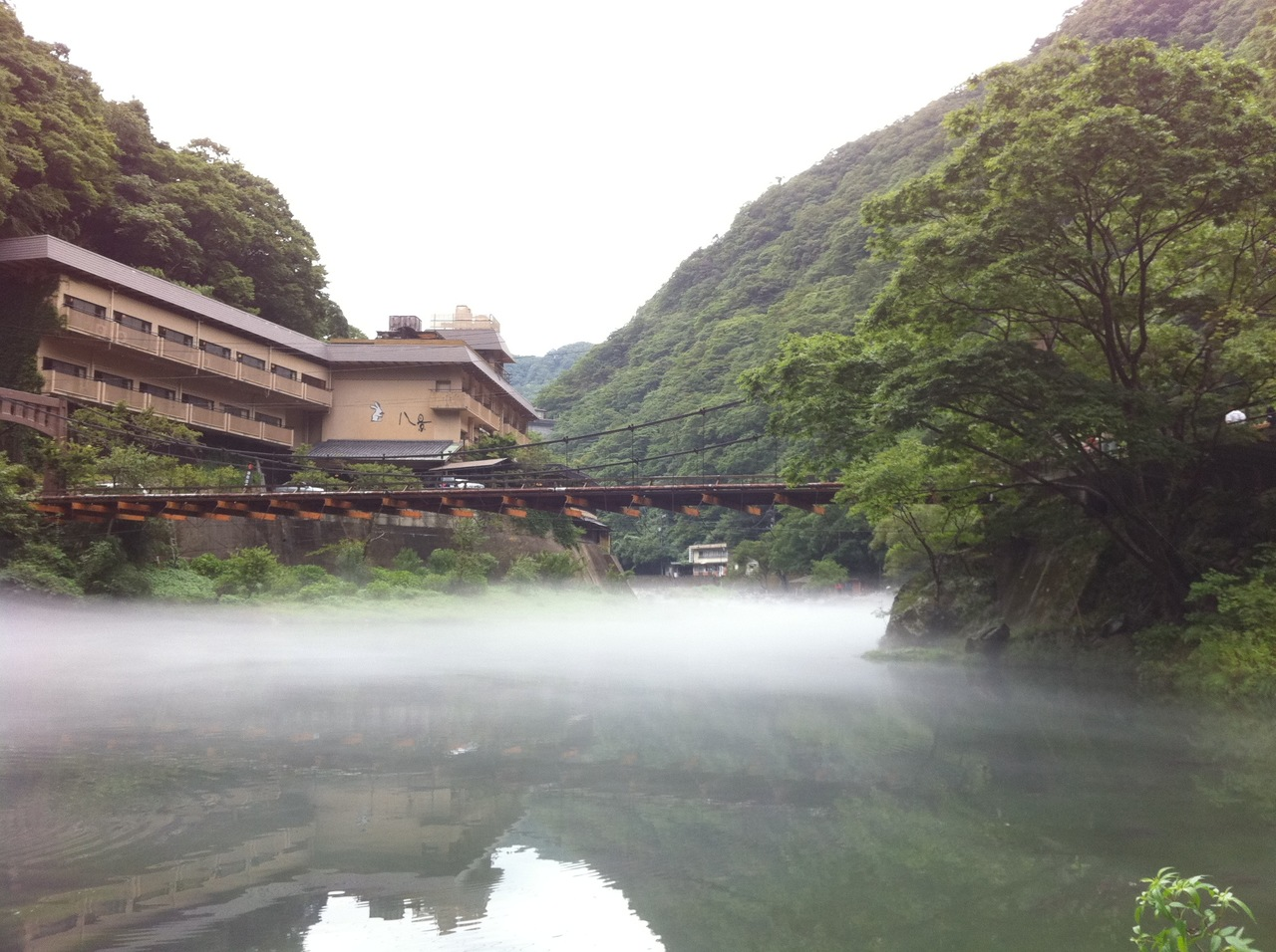 湯原温泉の画像