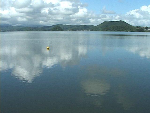 湖山池の画像