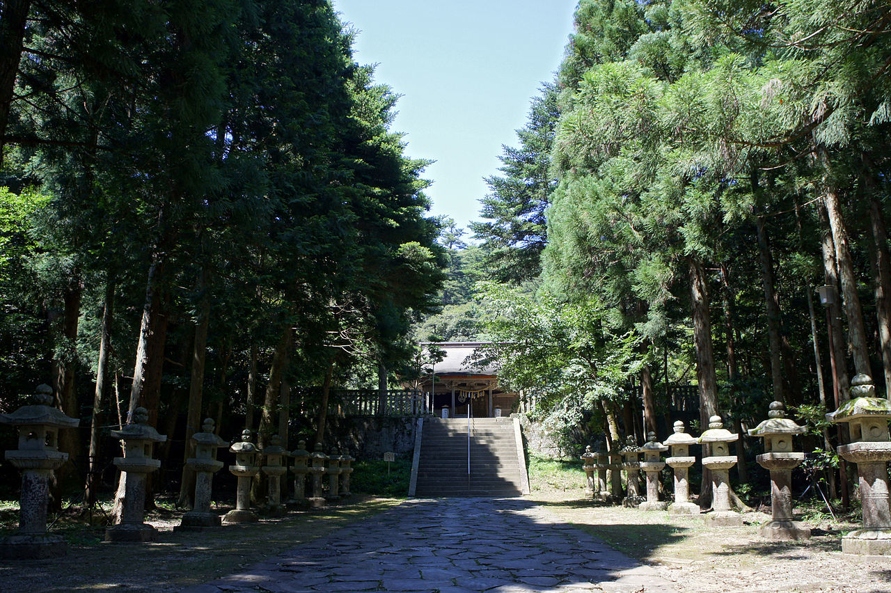 鳥取東照宮の画像