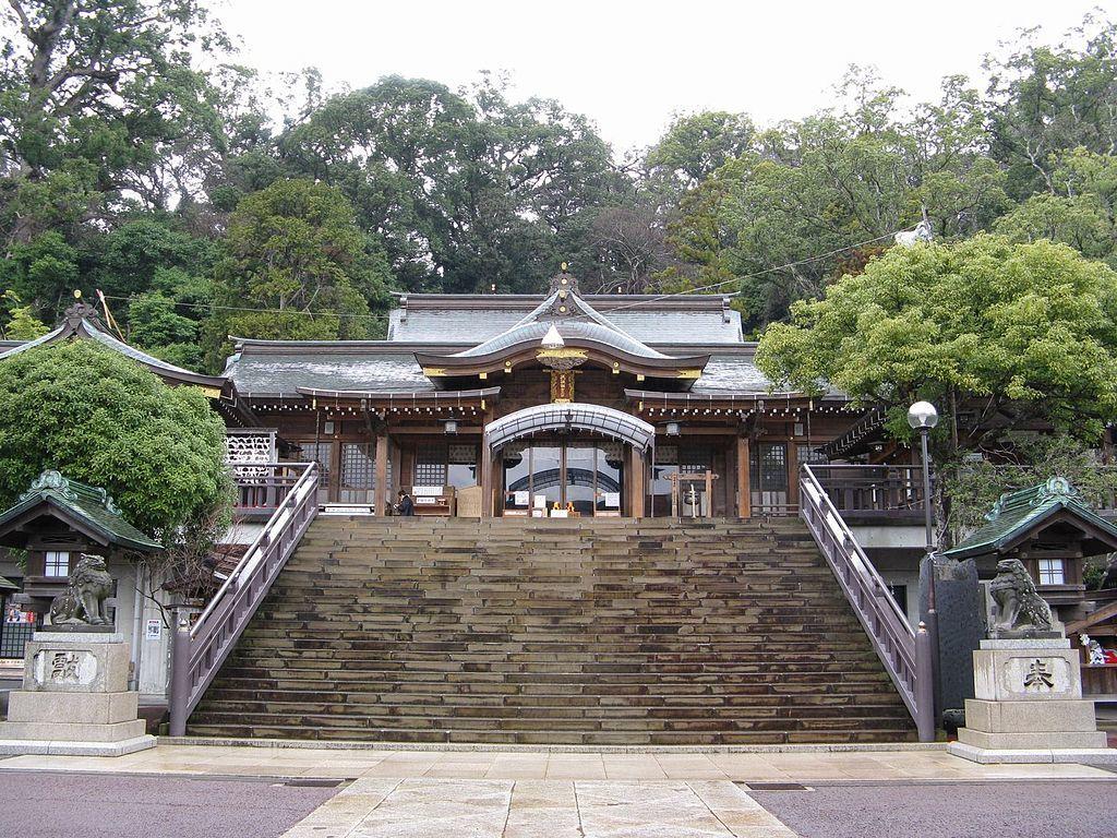 諏訪神社(長崎県)の画像