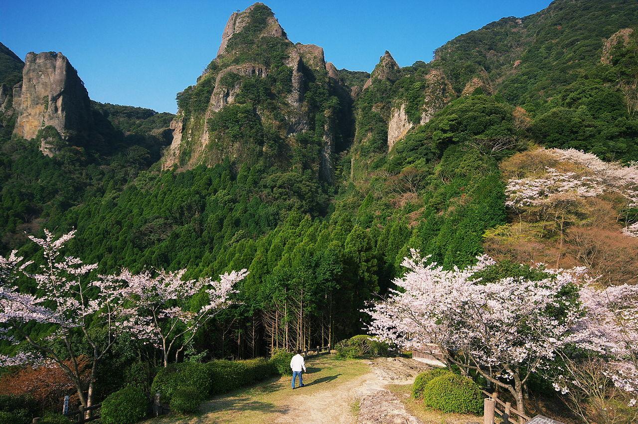 黒髪山(黒髪山自然公園)の画像