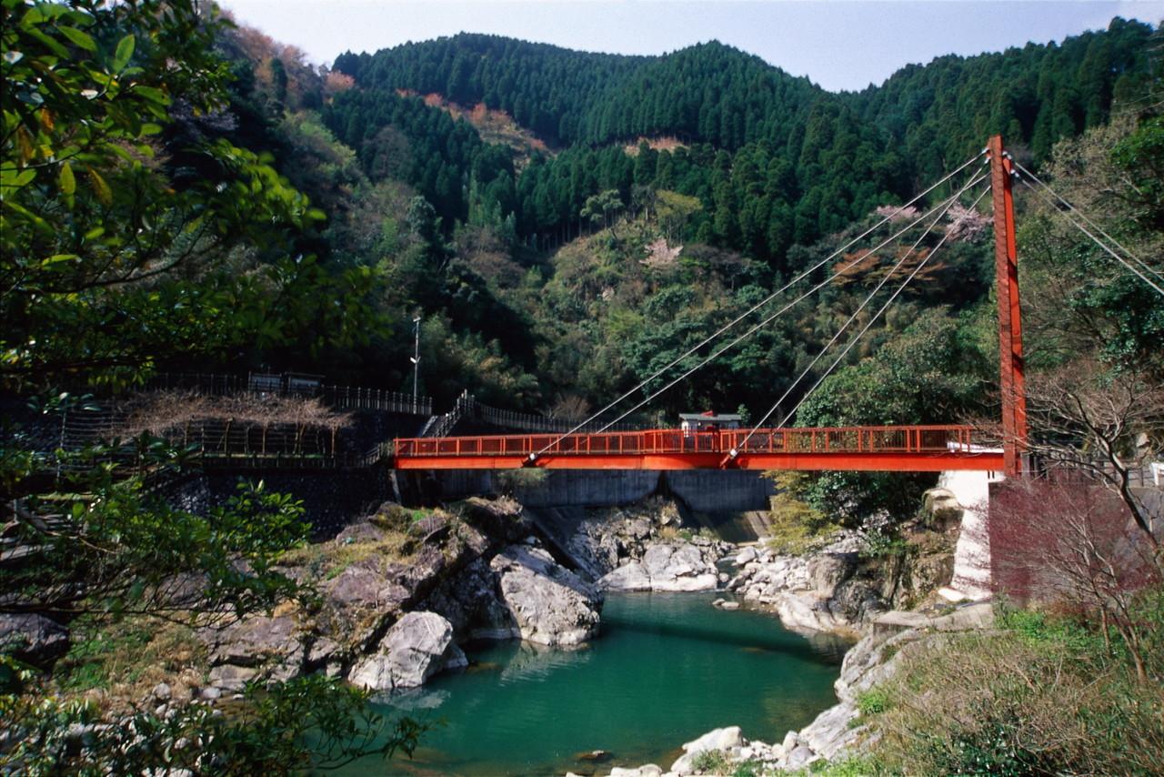 雄淵・雌淵渓谷(公園)の画像
