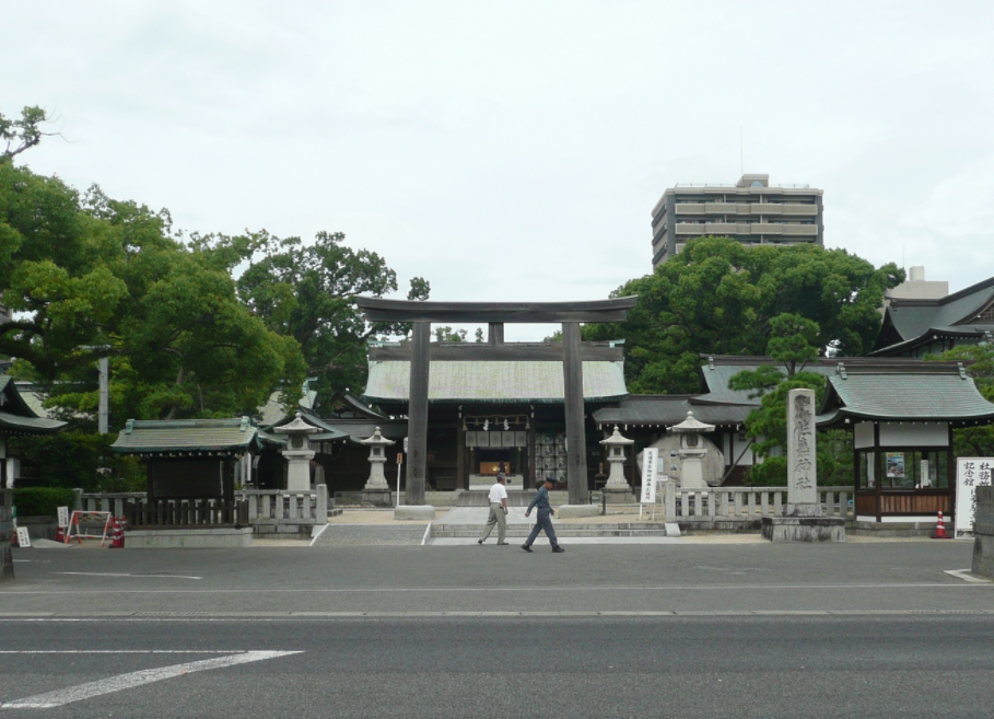 佐嘉神社の画像