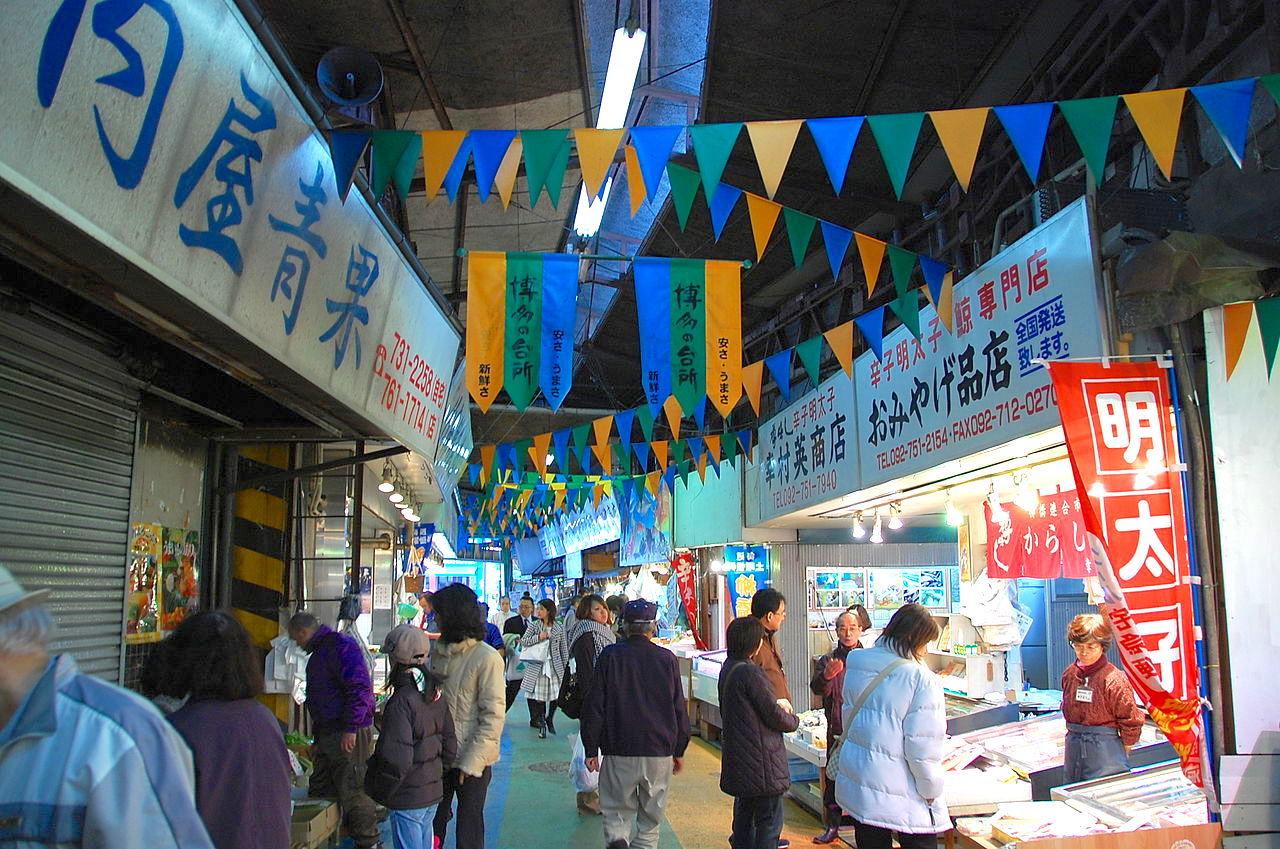 柳橋連合市場の画像