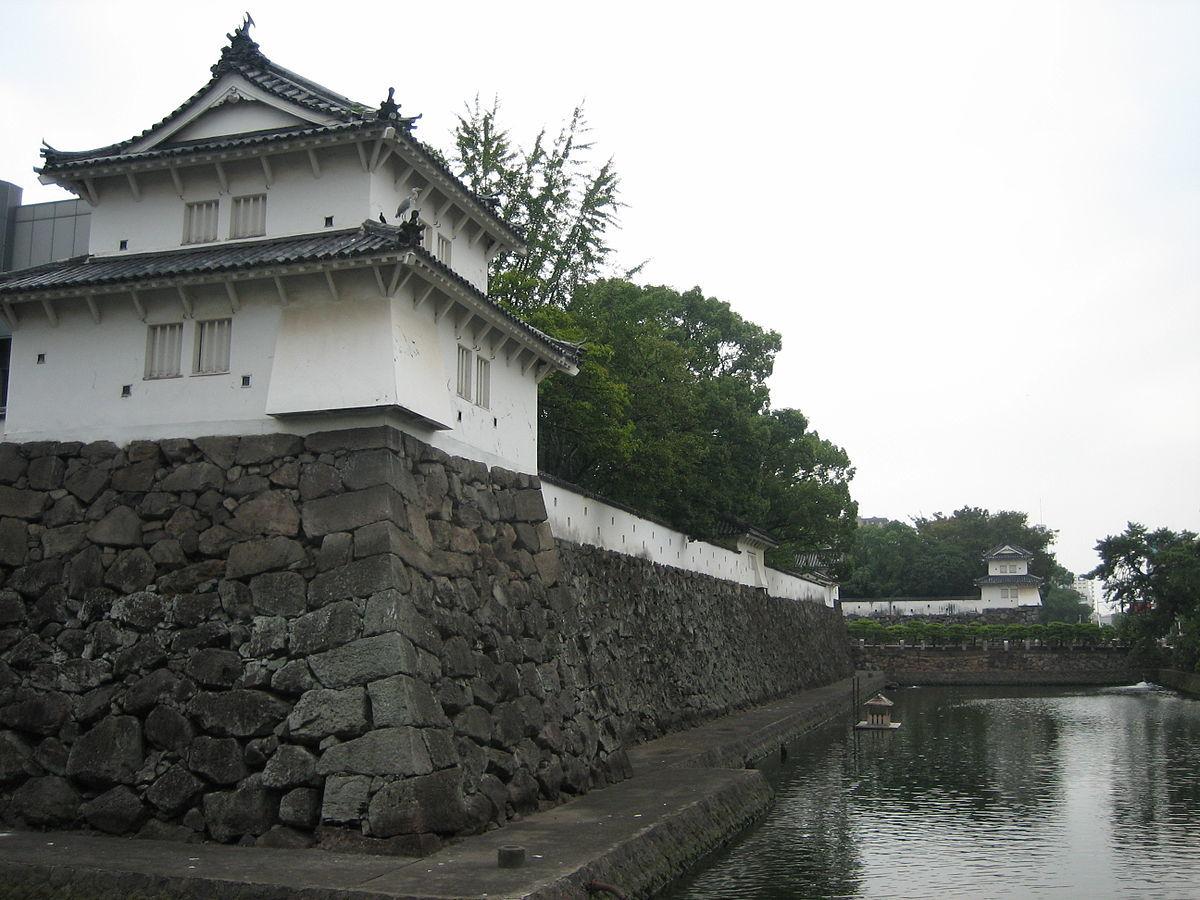 府内城跡の画像