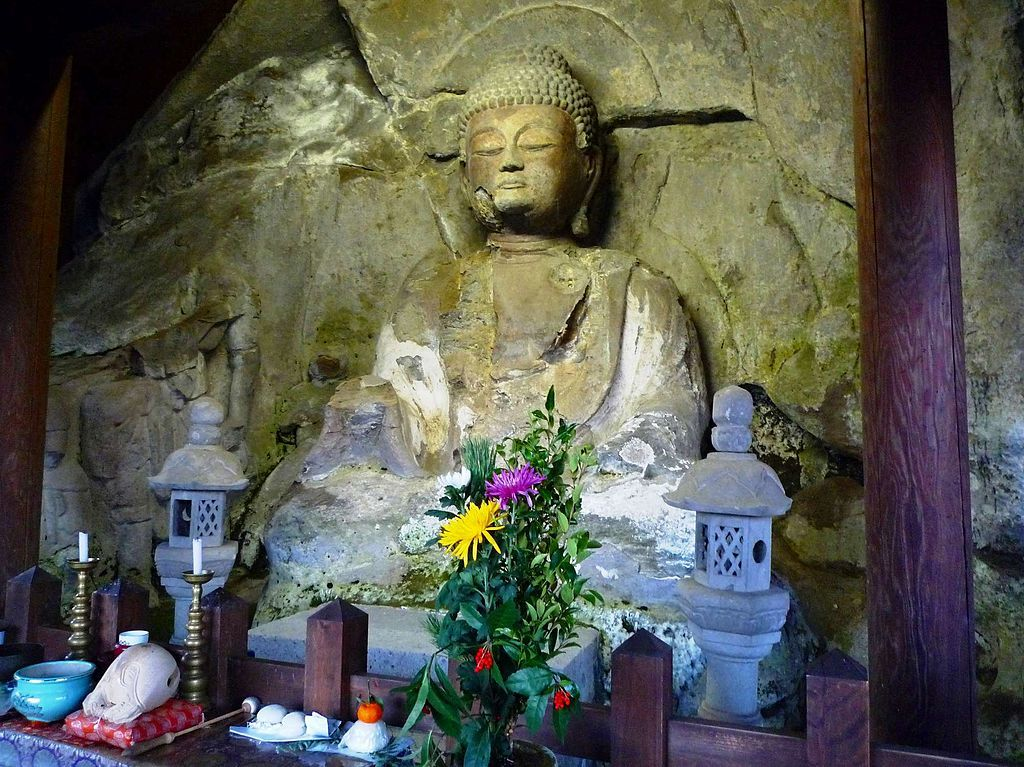 大分元町石仏の画像