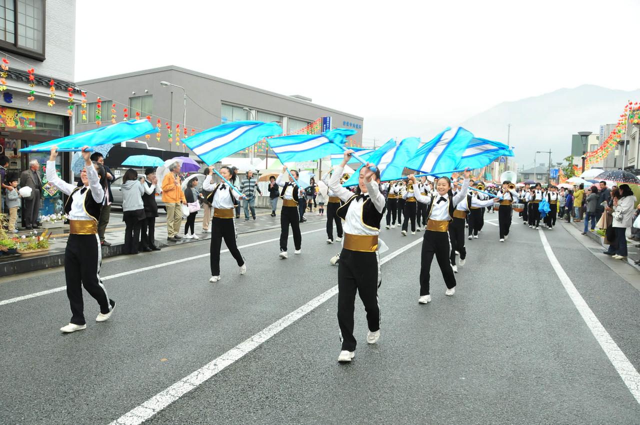 甲州市およっちょい祭りの画像