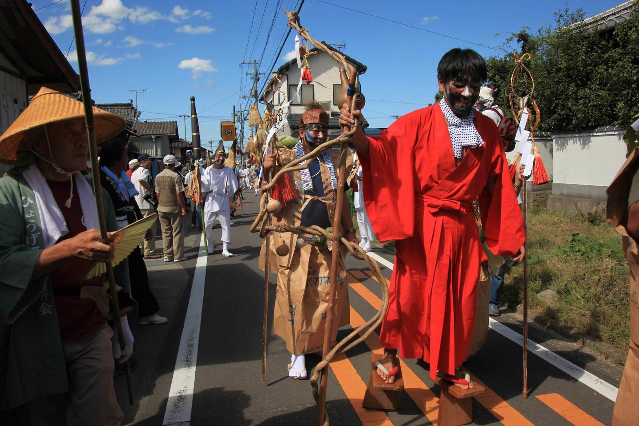 ひょうげ祭りの画像