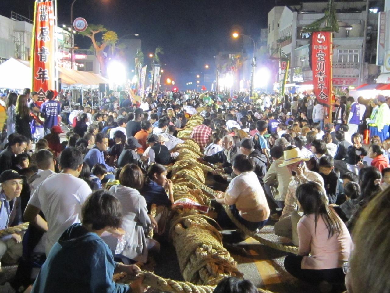 沖縄国際カーニバルの画像