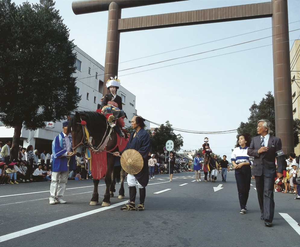 宮崎神宮大祭の画像