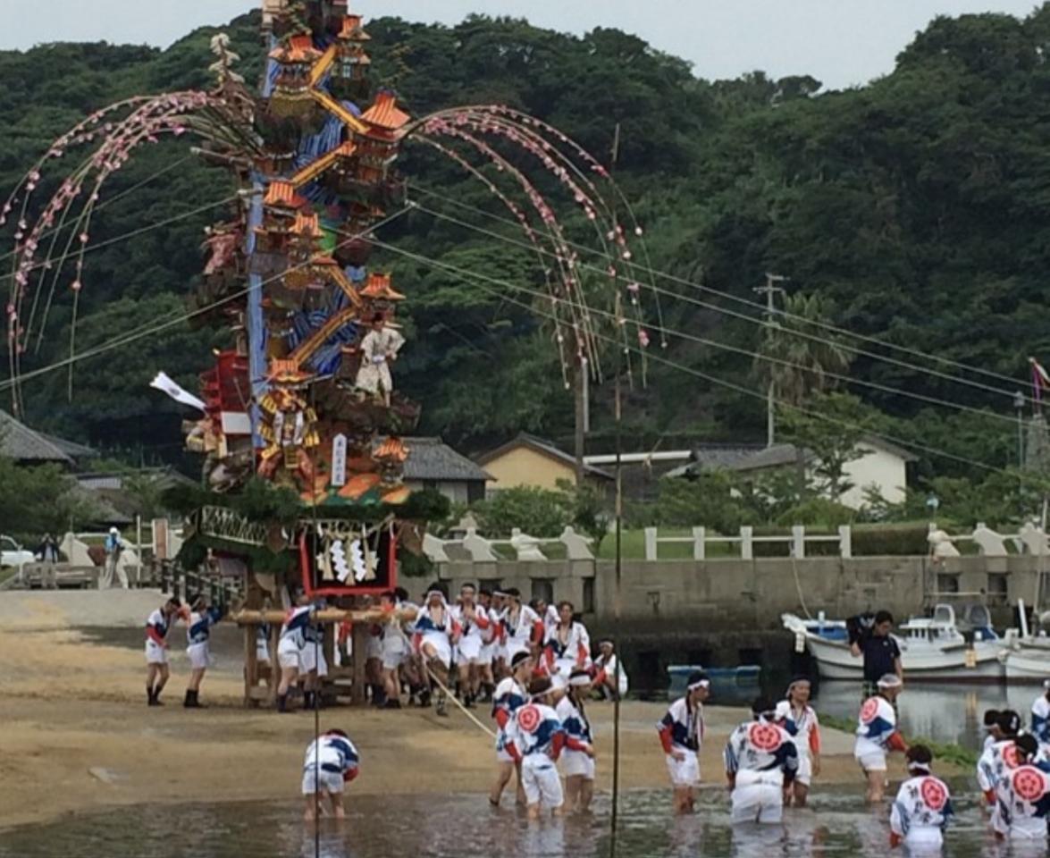 小友祇園祭の画像