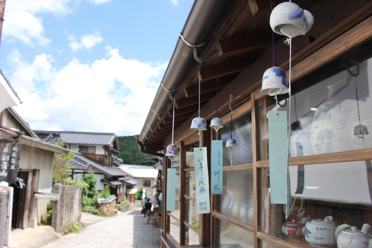 風鈴まつり(大川内山)Image