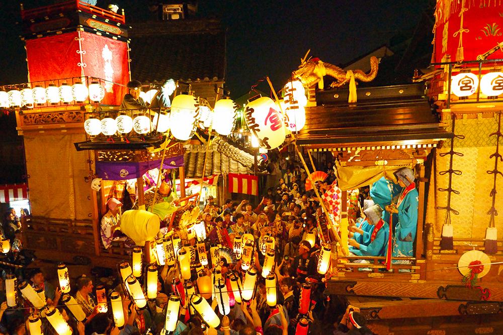 川越まつり(川越氷川祭)Image