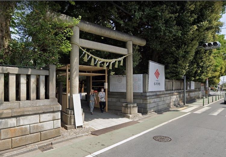 川越氷川神社Image