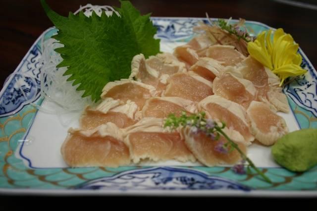 青森シャモロック料理の画像