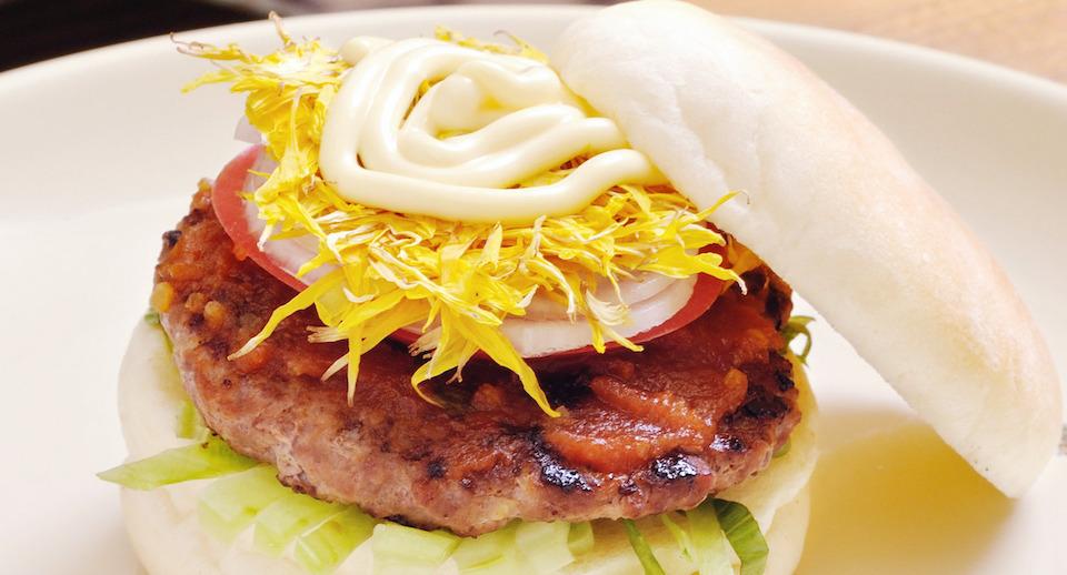 七戸バーガーの画像