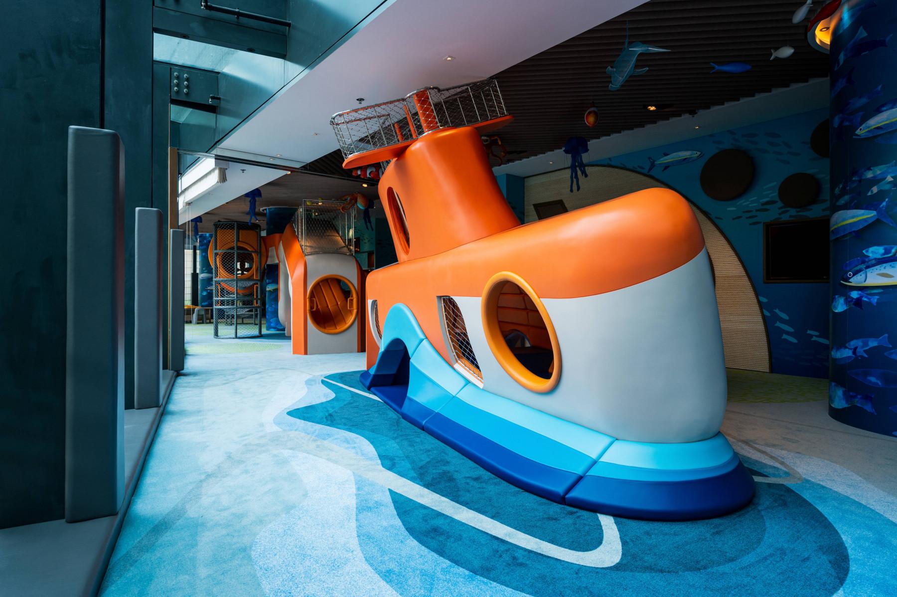 Play Concept - Hong Kong Ocean Park Marriott Hotel Kids Corner - 1
