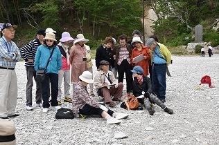 バスで釧路湿原のオプショナルツアーに出かけました。02