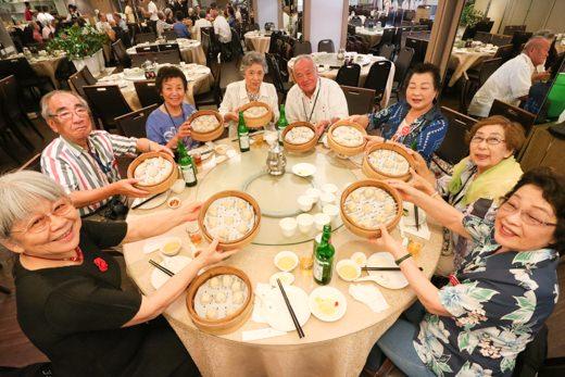 「小籠包作り体験と台北市内1日観光」