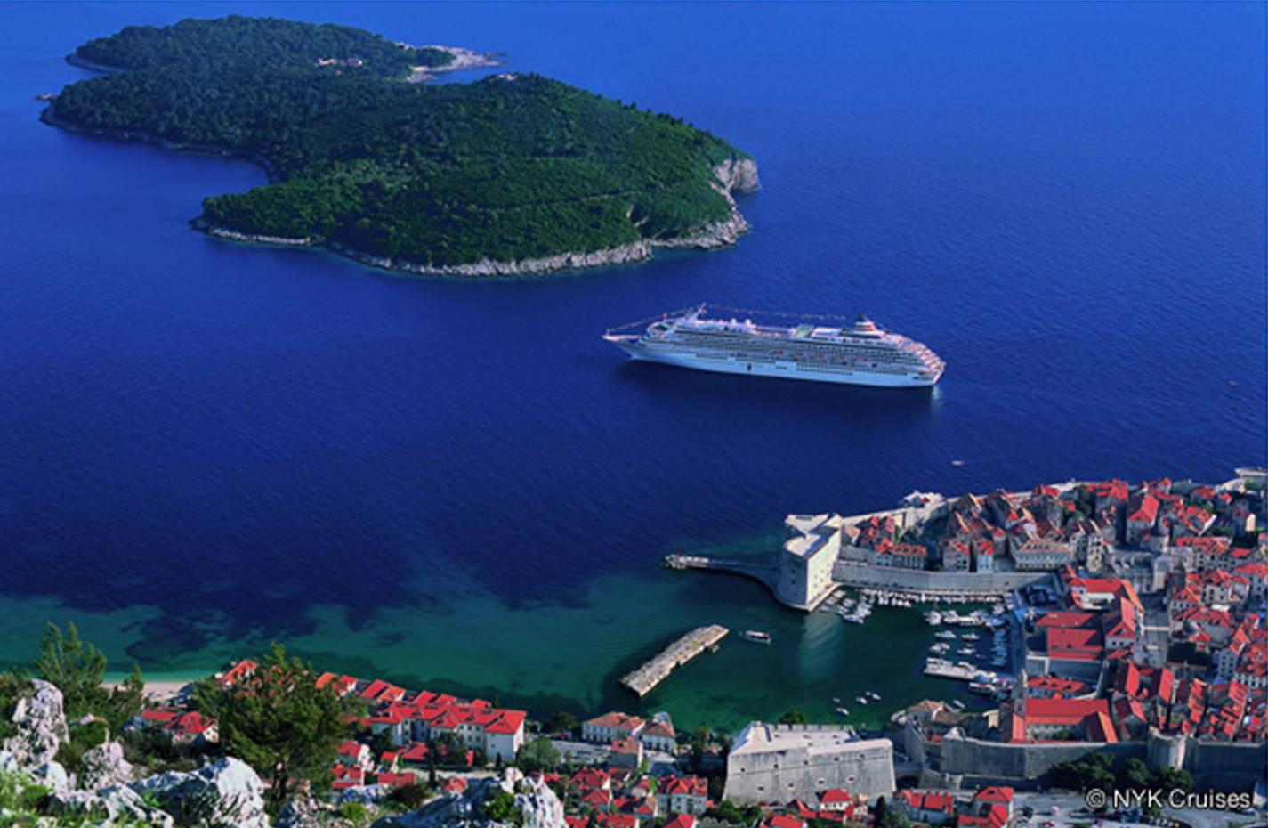 ドブロヴニク(クロアチア)