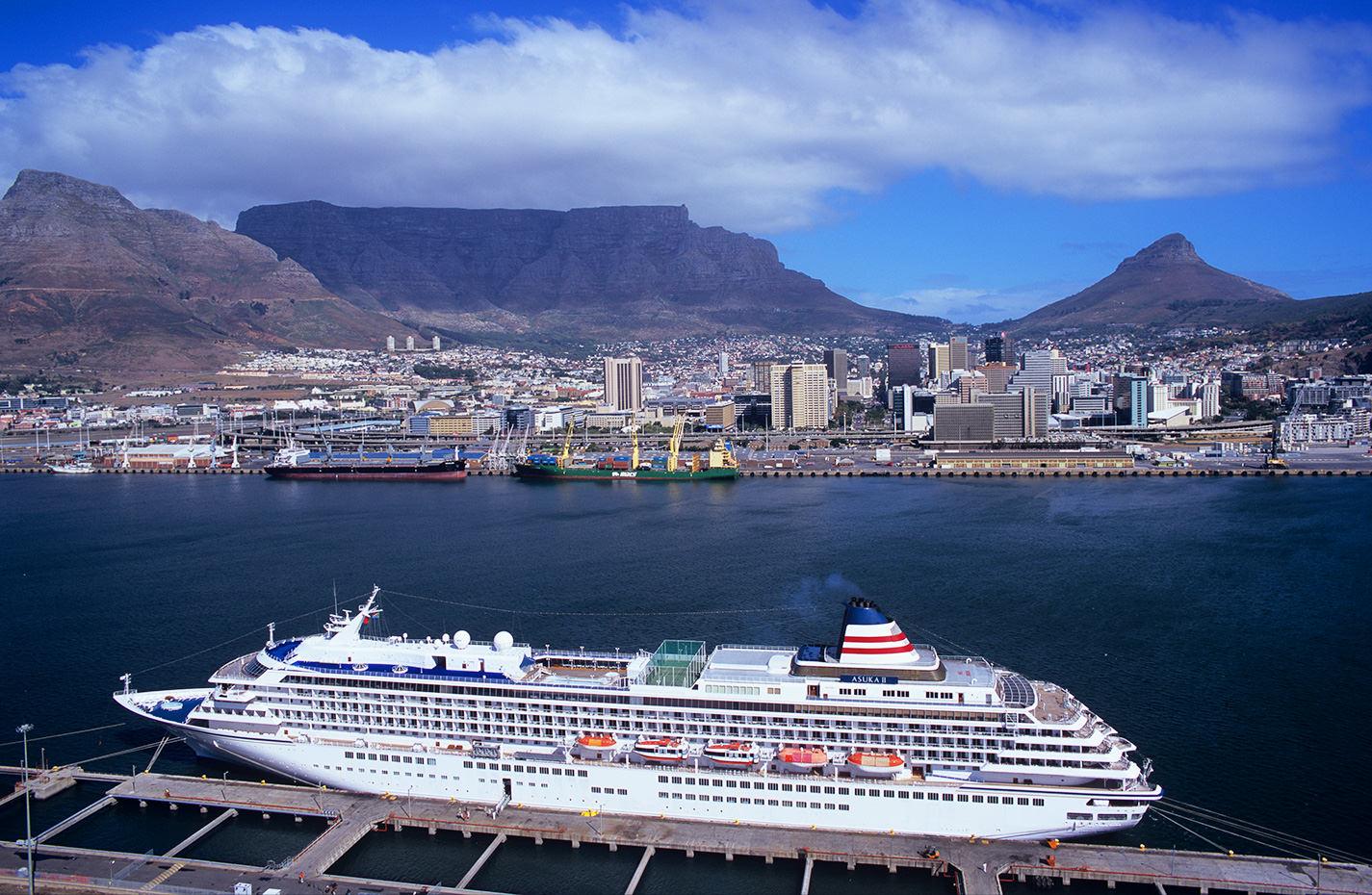 ケープタウン(南アフリカ)