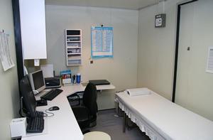診療室〈メディカルセンター〉(4デッキ)