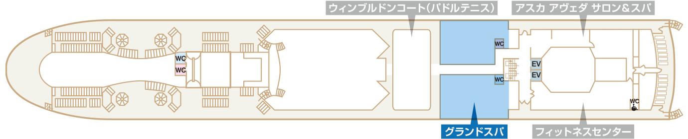 Deck12 スカイデッキ グランドスパ