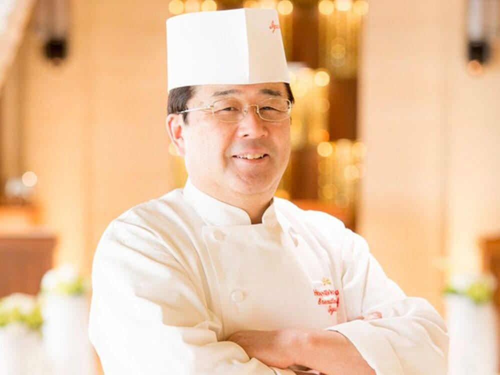 「ホテル日航大阪」総料理長 井口正彦シェフのスペシャルディナー