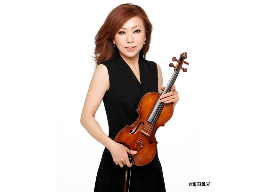 ジャズ・ヴァイオリンの女王 寺井尚子スペシャルステージ