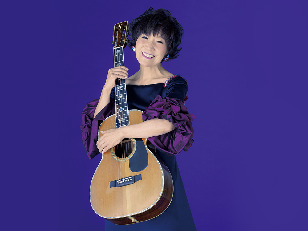 9/17 美しい歌声で紡がれる名曲の数々森山良子スペシャルステージ