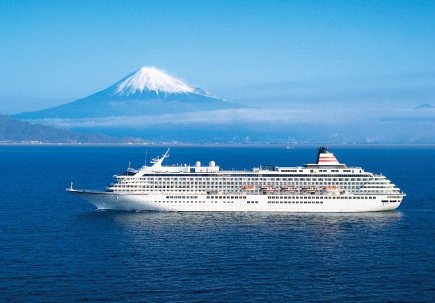 富士山と飛鳥Ⅱ(イメージ)
