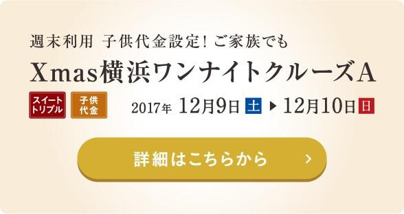 Xmas横浜ワンナイトクルーズA